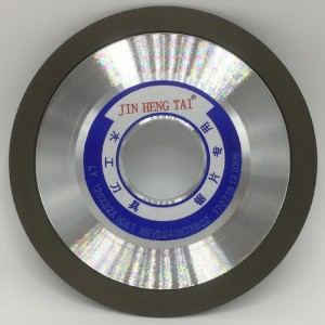 Diamond grinding wheel for carbide/Round Edge Diamond Abrasive Grinding Wheel for Saw Blade Sharpening face 4b1 125x10x32x10x1