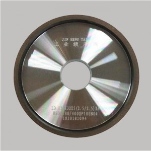 diamond grinding wheels for various sharpening carbide saw blades  top 12a2 125X32X5(2.5/2.5)X6