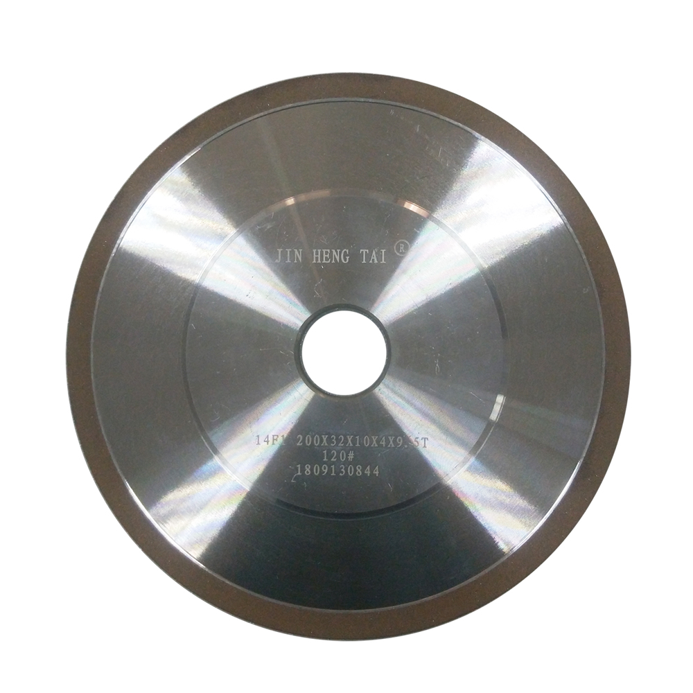 2020 China New Design Carbide Sharpening Wheel - diamond grinding wheel for sharpening tungsten – Jingyunxiang