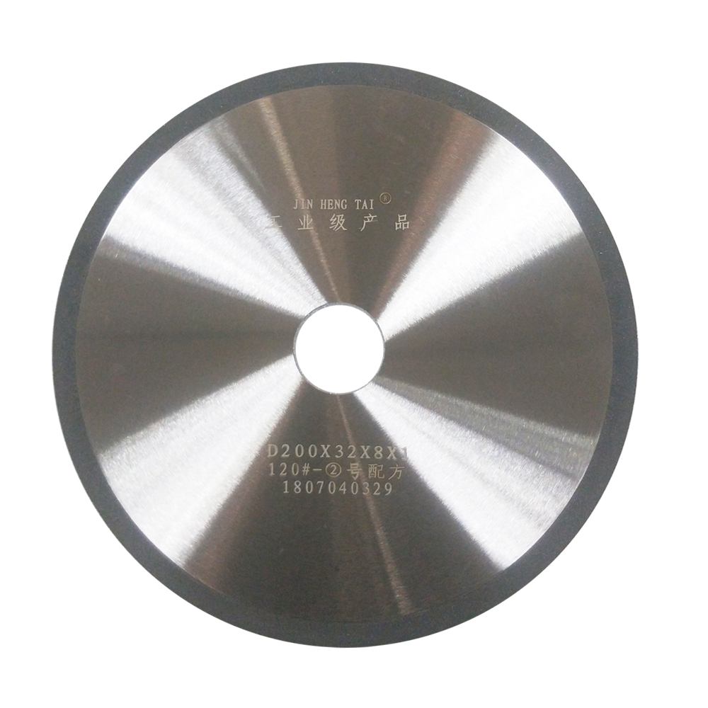 Good Quality Diamond/Cbn Clearance Angle Grinding Wheel For Milling Tool – Resin bond diamond grinding wheels for tungsten carbide cutting – Jingyunxiang