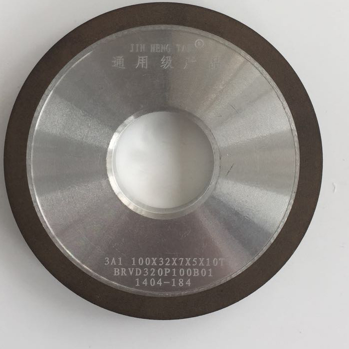 2020 wholesale price Chainsaw Sharpening Wheels - diamond & CBN grinding wheels FOR  SHARPENING CARBIDE SAW BLADES SIDE 3A1 100X32X7X5 – Jingyunxiang