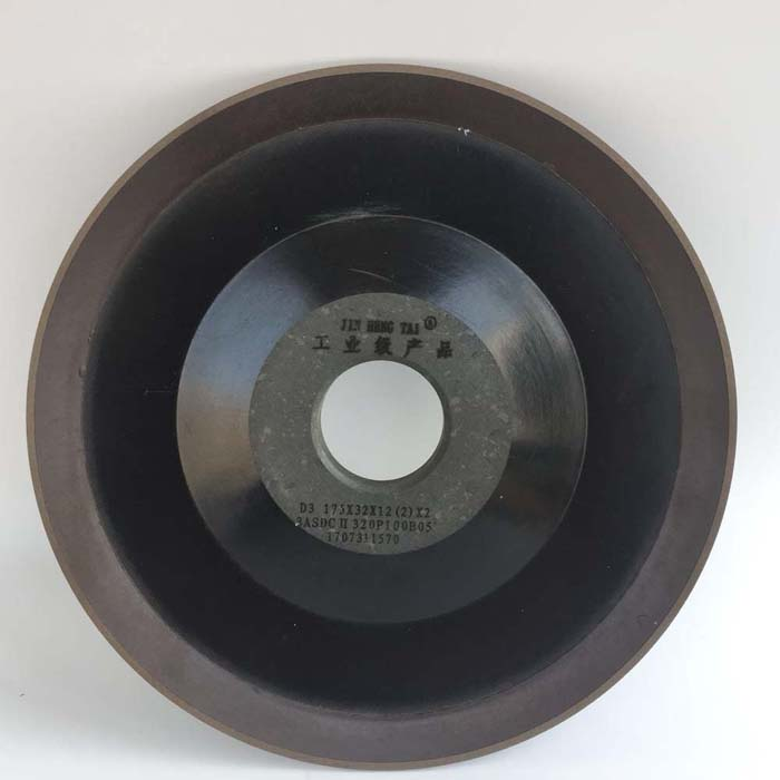 diamond & cbn grinding wheel Alloy Steel Bandsaw Blade face md2 175x32x12(2)x2