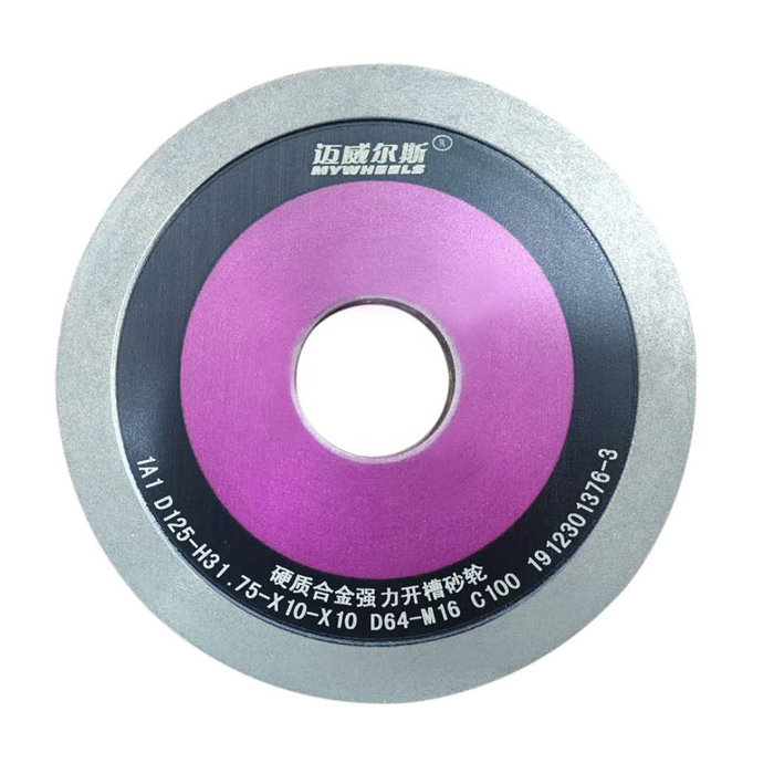 Good Quality Diamond/Cbn Clearance Angle Grinding Wheel For Milling Tool – Grinding Wheel sets for CNC Machining centers – Jingyunxiang