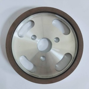 CBN grinding wheel for paper cutting blade