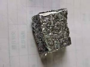 Metal Vanadium, Metal V