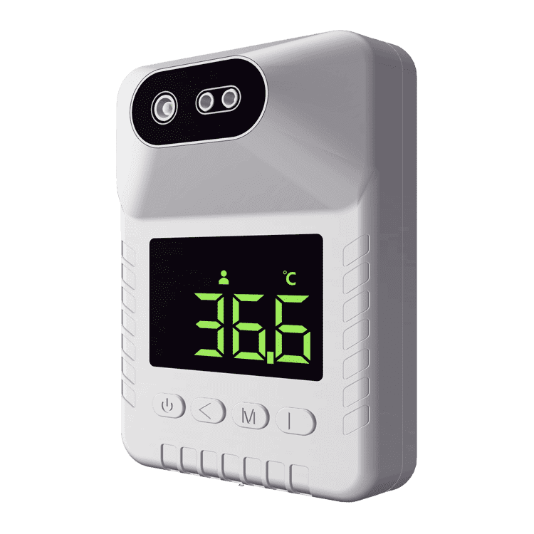 Infrared Thermometer Counter Featured Image