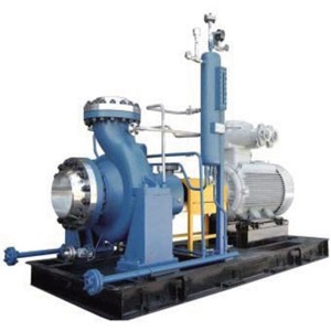 Well-designed Circulating Chemical Pump - KZ Series Petrochemical Process Pump Presentation – KAIQUAN