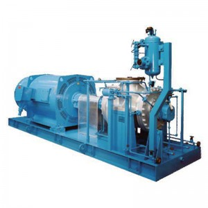 OEM/ODM China Fuel Multistage Centrifugal Pumps - AY Series Centrifugal Oil Pumps – KAIQUAN