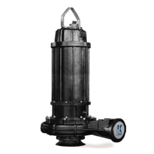 8 Year Exporter Horizontal End Suction Inline Pump - WQ Serbmersible Sewage Pump – KAIQUAN