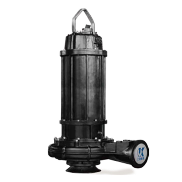 Manufacturer for Electric Submersible Sewage Pump - WQ Serbmersible Sewage Pump – KAIQUAN