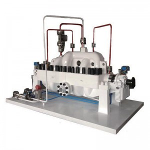 Free sample for Chemical Pump - KQA Series Multistage Pump with Axial Spilt Casing – KAIQUAN