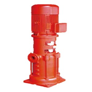 2020 High quality Diesel Fire Fighting Water Pump - XBD Single Stage Fire Pump – KAIQUAN