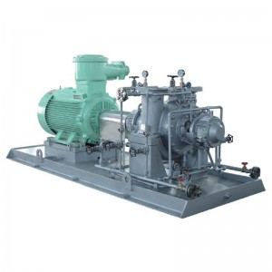 Massive Selection for High Viscosity Three Screw Chemical Pump - KDA Series Petrochemical Process Pump – KAIQUAN