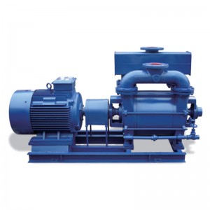 Original Factory Ih Chemical Centrifugal Pump - 2BEX Series Water Ring Vacuum Pump – KAIQUAN