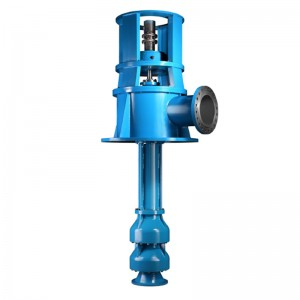 Factory wholesale Diesel Fired Horizontal Feed Pump - VCP Series Vertical Turbine Pump – KAIQUAN