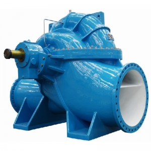 Top Quality Marine Vertical Centrifugal Pump - KQSN Series Double-Suction Pumps  – KAIQUAN