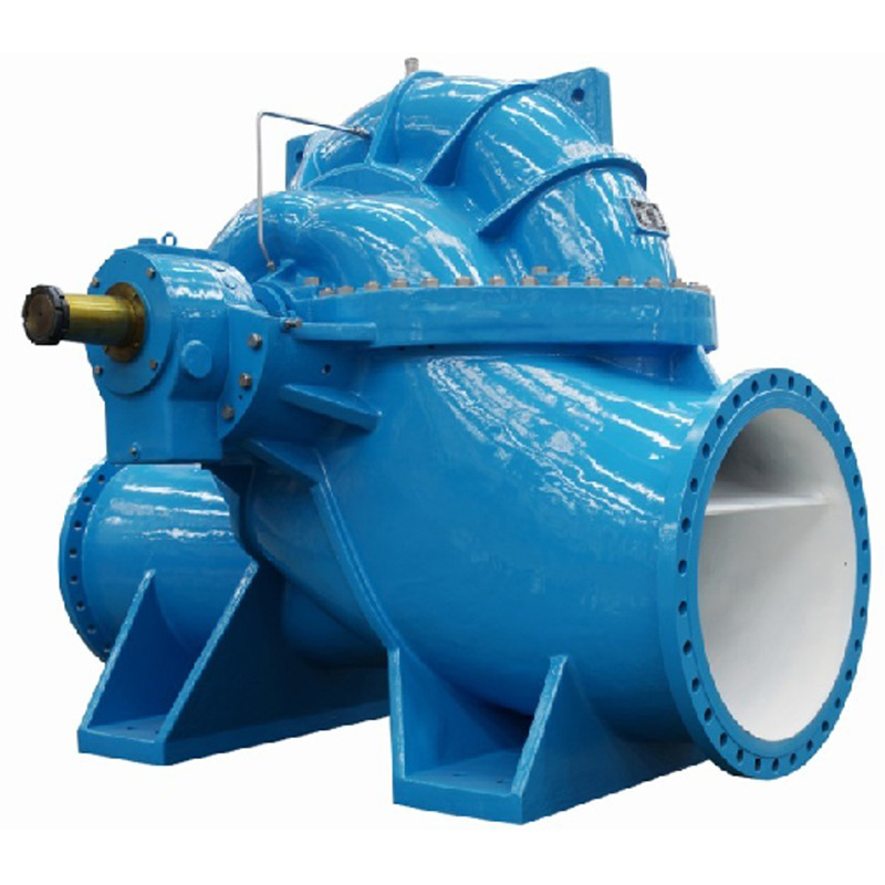 Super Lowest Price Electric Centrifugal Booster Pump - KQSN Series Double-Suction Pumps  – KAIQUAN