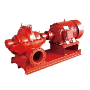 Good Quality Diesel Engine Fire Fighting Pump - XBD Series Double Suction Firefighting Pump – KAIQUAN