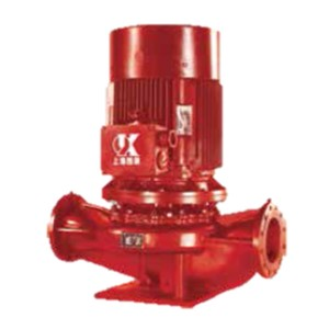 Factory Price Small Diameter Submersible Pump - XBD-DP Series Firefighting Pump – KAIQUAN