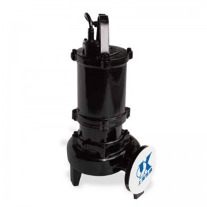 Factory Supply Horizontal End Suction Water Pumps - WQ/EC Series Small Submersible Sewage Pump – KAIQUAN