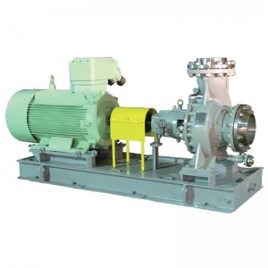 Good User Reputation for Corrosion Resistant Ih Chemical Pumps - KCZ Series Chemical Industry Process Pump – KAIQUAN