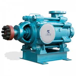 Good Wholesale Vendors Electric Centrifugal Pumps - Type D Horizontal Multi-stage Centrifugal Pump – KAIQUAN