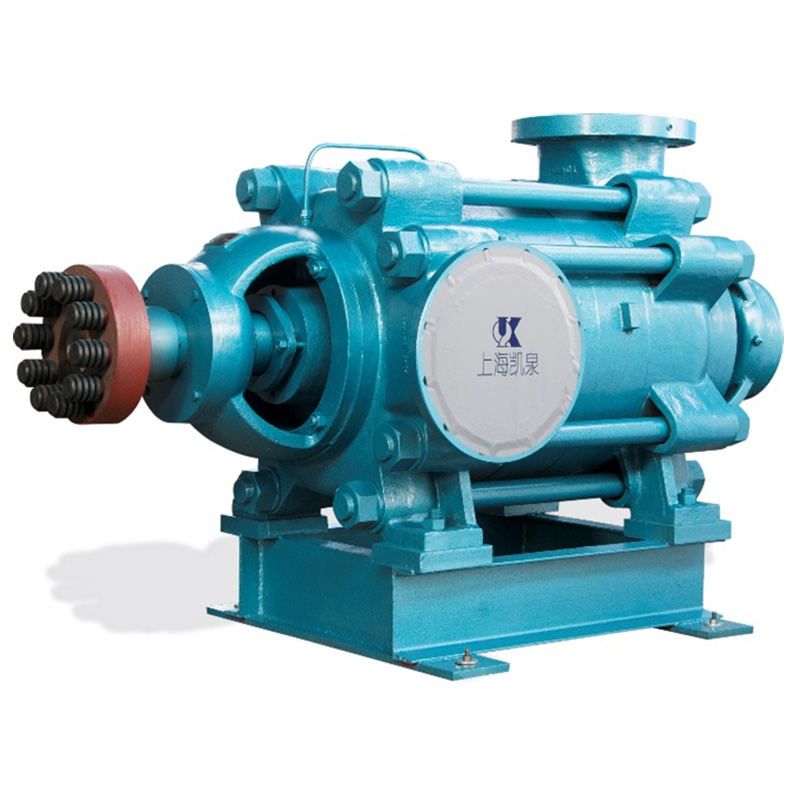 Chinese Professional Submersible Axial Flow Pump - Type D Horizontal Multi-stage Centrifugal Pump – KAIQUAN