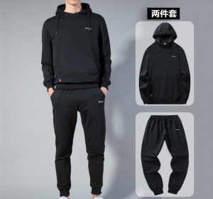 Famous Best Hooded Tracksuit For Women Pricelist - Men Tracksuit Set Custom Tracksuit  Winter Mens Tracksuit Hoodie Sets Mens Tracksuit 2 Pieces Set Men Zipper Stand Collar Jacket+Pants 88 Printed...