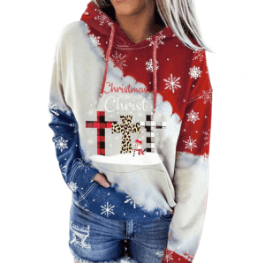 hoodies long sleeve pullover hoodie crop top hoodie hoodies for women Christmas hoody for women White Hoodie Fashion Tops Wholesale Streetwear Sweatshirts Hoody Polyester Cotton Color Block Hoodies...