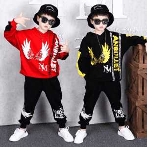 China Discount 3 Stripe Tracksuit Factory - Boys clothes sets spring autumn kids casual coat+pants 2pcs tracksuits for baby boy children jogging suit 2021 toddler outfits – Kaishun