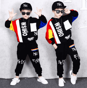 China Discount Women Summer Tracksuits Factory - Baby Clothing Sets Children 2 3 4 5 6 7 8 Years Birthday Suit Boys Tracksuits Kids Brand Sport Suits Hoodies Top +Pants 2pcs Set – Kaishun