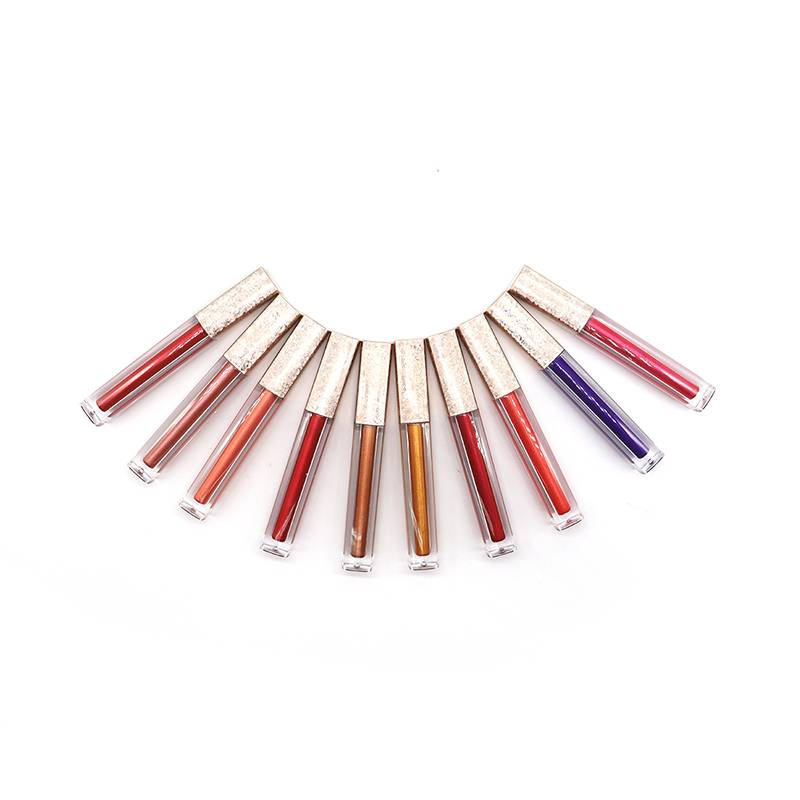 Wholesale Price Private Label Lipstick - Wholesale Waterproof Custom Private Label Matte Lip Gloss Vendor – Weiti