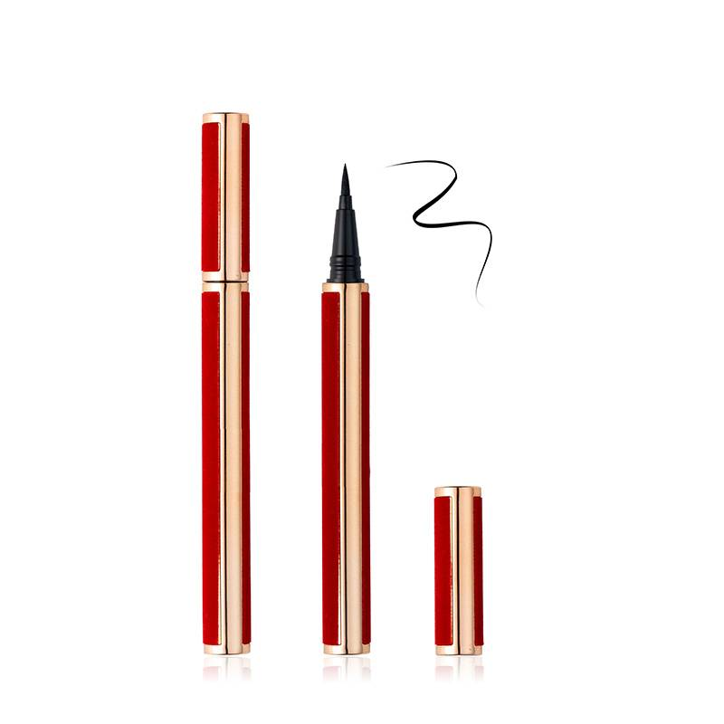 Wholesale Glitter Custom Private Label Adhesive Liquid Eyeliner Pencil