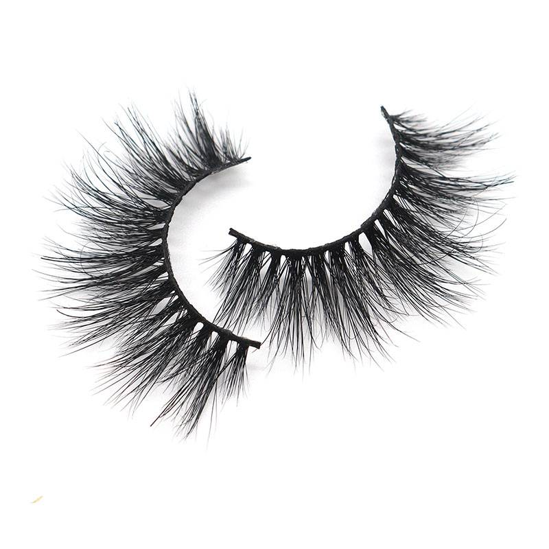 OEM 3D Eyelashes Mink Lashes Handmade Makeup Full Strip Lashes Featured Image