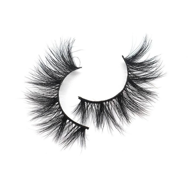 Factory Bulk Mink Eyelashes Vendor 3D Lashes with Private Label Eyelashes Box