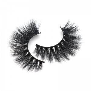 3D Mink Eyelashes Cosmetics Wholesale False Mink Lashes