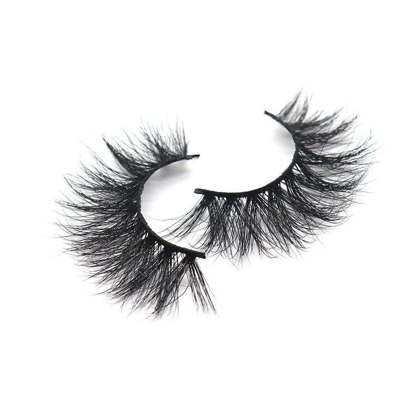 Manufacturing Companies for Short False Eyelashes - Wholesale Private Label 100% Handmade Cruelty Free 3D Mink Eyelashes Vendor – Weiti