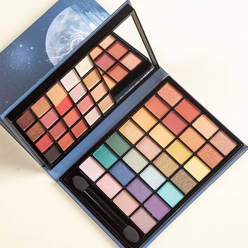 Beauty Eye Makeup 48 Colors Custom Private Label Eyeshadow Palette