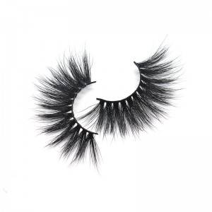Personlized Products Colored False Eyelashes - China Factory Bulk 3d Eye Lashes Wholesale 25mm Mink Strip Lashes – Weiti