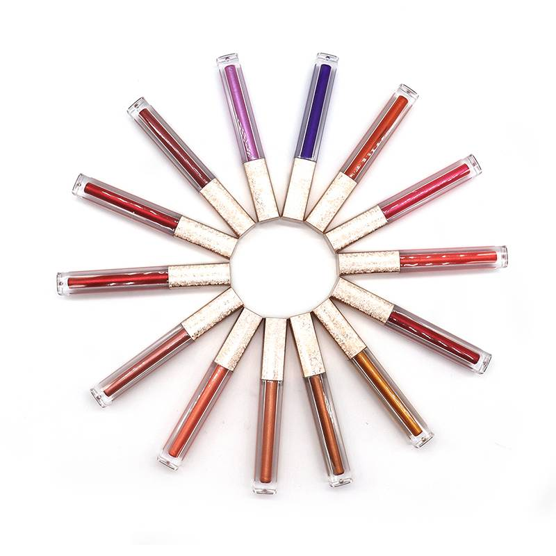 Wholesale Price Private Label Lipstick - Wholesale Waterproof Custom Private Label Matte Lip Gloss Vendor – Weiti Featured Image