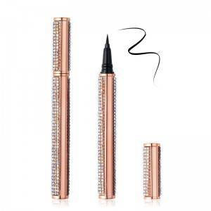 Magic Liquid Eyeliner, Adhesive Liner For Normal False Eyelashes, No Magnetic Eyelashes Needed, No Glue Needed