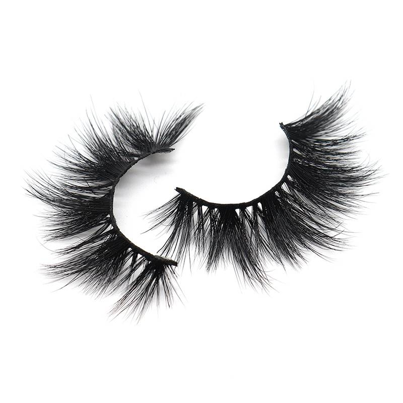 Wholesale Customized Private Label Boxes 3D Lashes 100% Real Mink Eyelashes Vendors