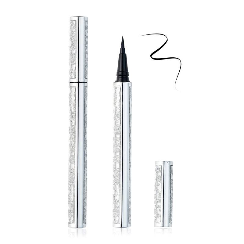 Excellent quality Magnetic Liquid Eyeliner - Wholesale Custom Private Logo Waterproof Adhesive Magic Eyeliner Liquid – Weiti