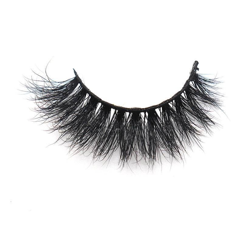 Personalized Private Label Eyelash Box Bulk Long Lasting Cruelty Free Siberian Mink 3D Lashes