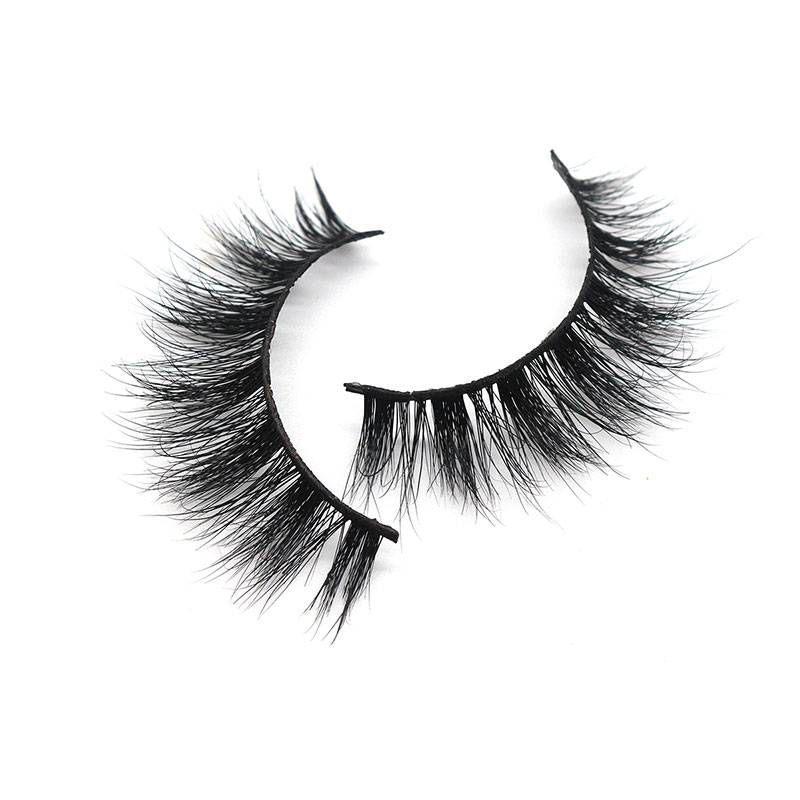 Manufacturing Companies for Short False Eyelashes - Bulk Easy To Apply Full Strip 3d 5d 100% Mink Lashes Vendors With Private Label Eyelash Box  – Weiti
