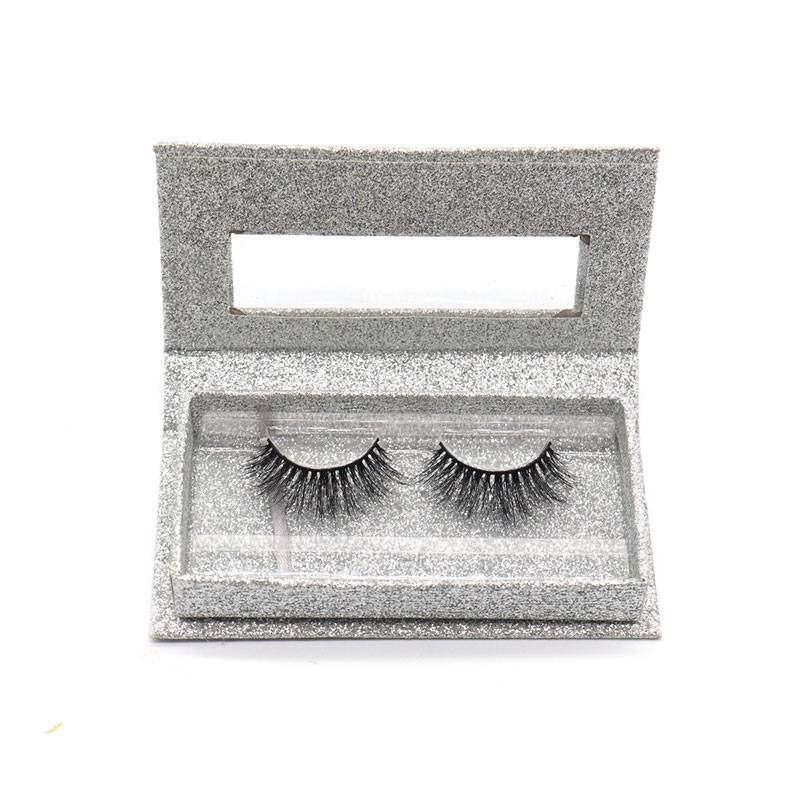 OEM 3D Eyelashes Mink Lashes Handmade Makeup Full Strip Lashes