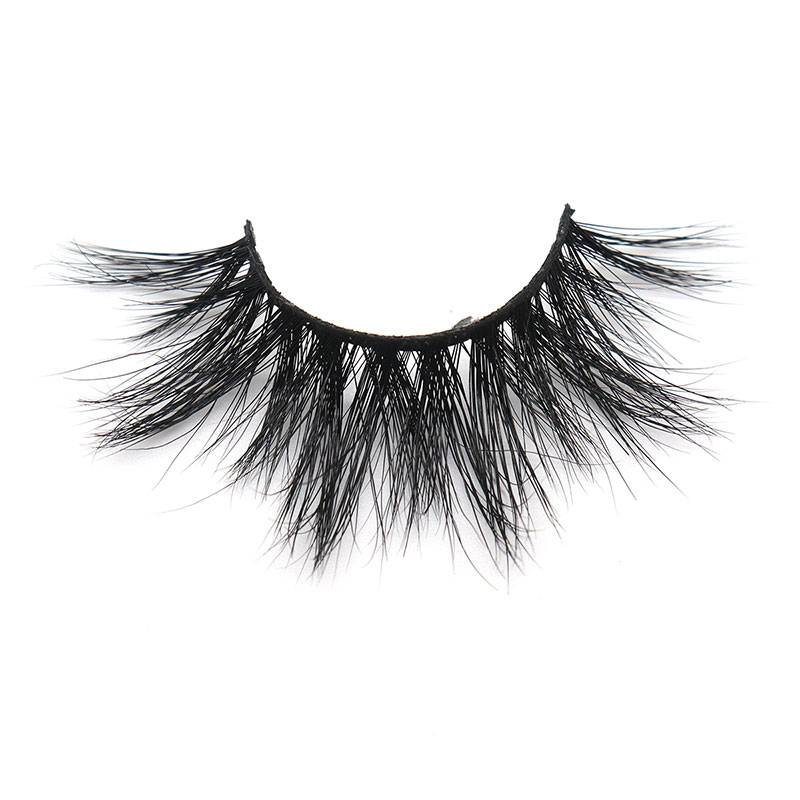 Hot Sale 3D Mink Eyelashes Wholesale 100% Real Siberian Mink Lashes
