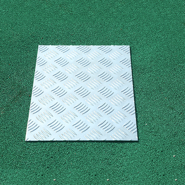 China Aluminum Plate Sheet Manufacturer Pointer pattern aluminum plate – Kaichuang