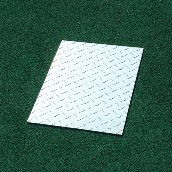 Rapid Delivery for Thick Aluminum - Aluminum Checker Plate – Kaichuang
