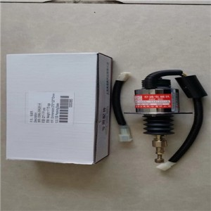 Hot Sale for Komatsu Pc1250 8r - Shangchai Original C59AL-59AL201+A  electromagnetic solenoid for sale – Kevin